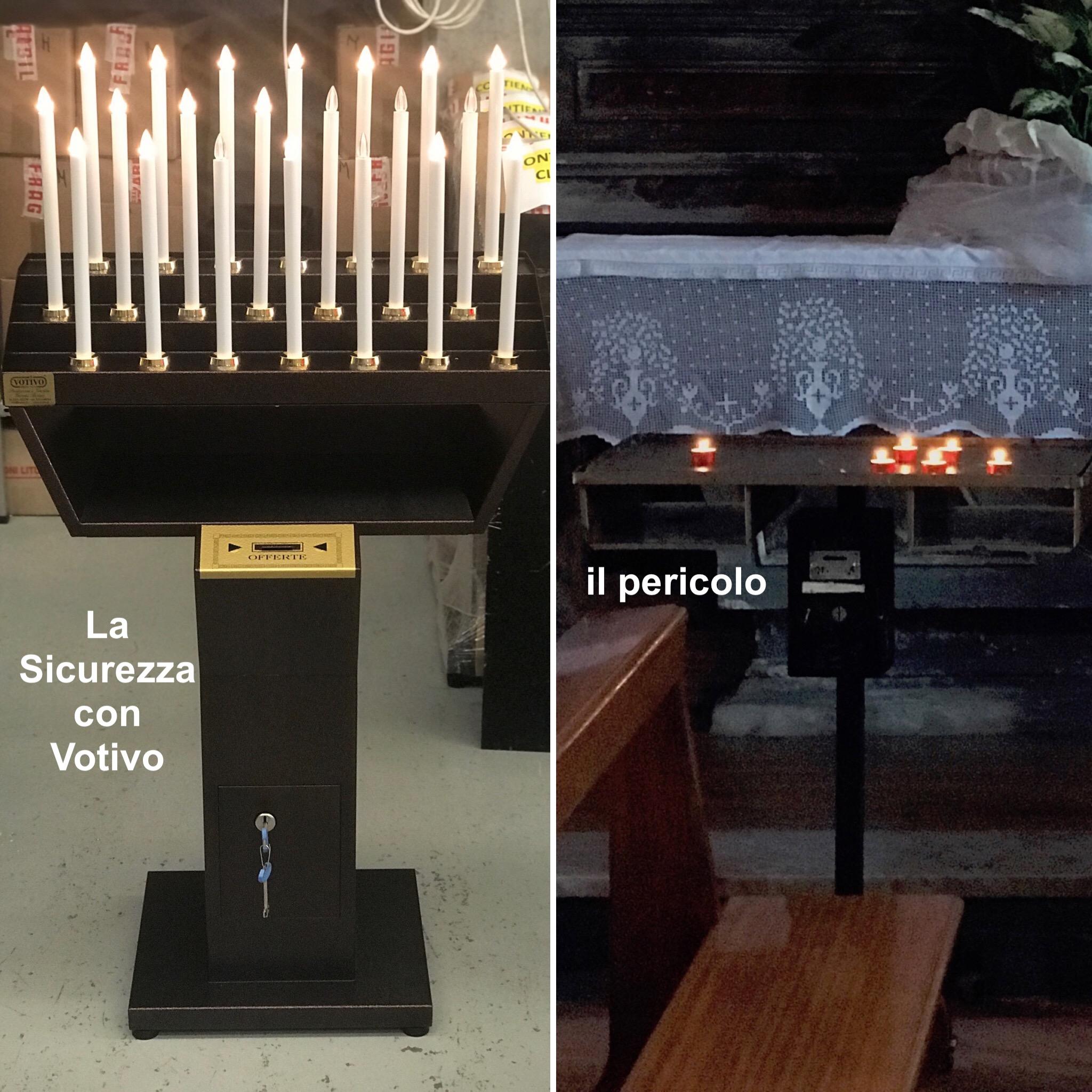 votivo arredi sacri come evitare gli incendi nella tua chiesa