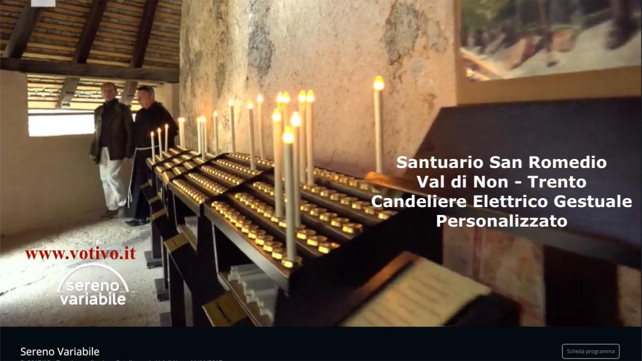 Votivo Arredi Sacri Candelieri Votivi per Chiese